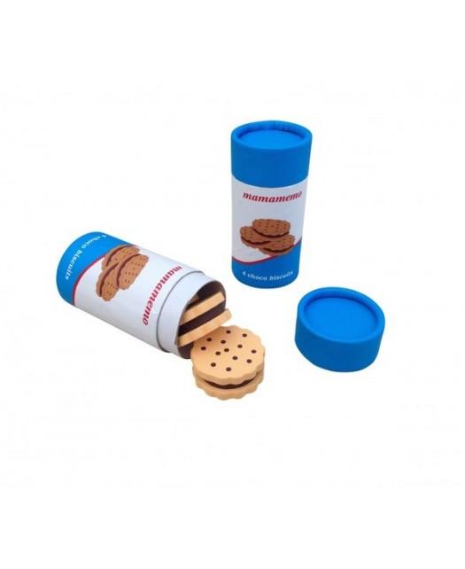 Boite de biscuit au...
