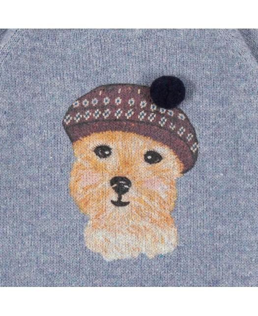 Pull tricot Tutto Piccolo Boys