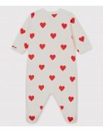 Pyjama Petit Bateau- Ecru...