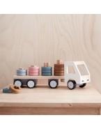 Camion avec anneaux- Kids...
