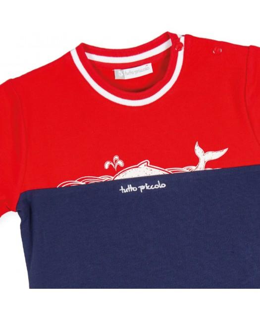 T-shirt garcon Tutto...