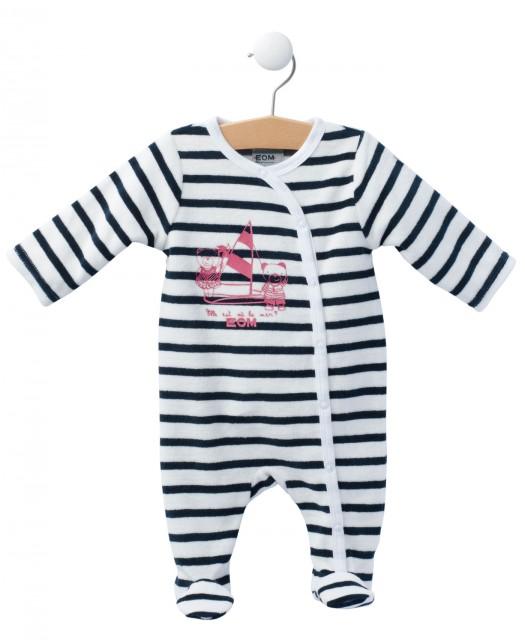 Pyjama mixte Elle est Ou la...