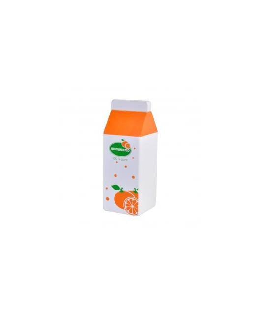 Brique de jus d orange en...