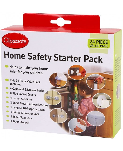 24 Piece Home Safety...