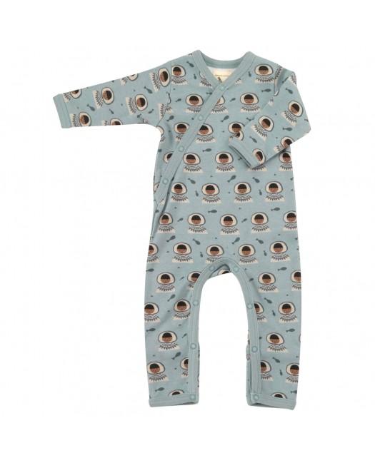 Grenouillere  Pyjama Pigeon...