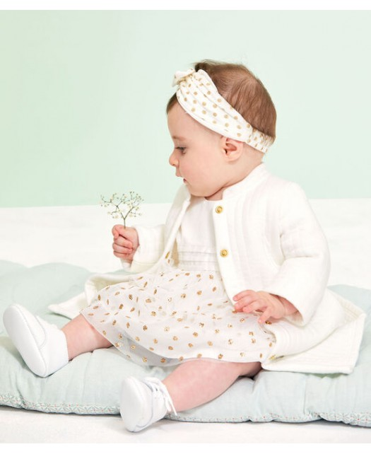 Manteau - Marshmallow fille