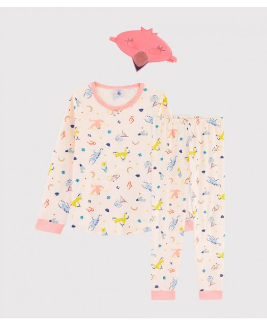 Pyjama 2pc Petit Bateau -...
