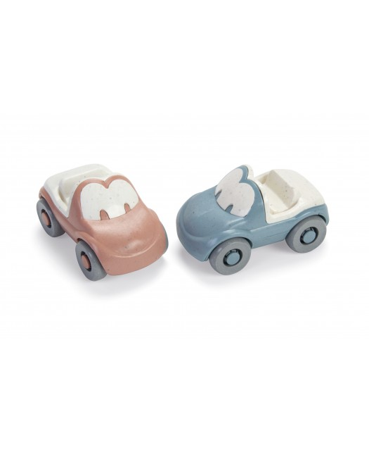 Set de 2 voitures- Dantoy-...