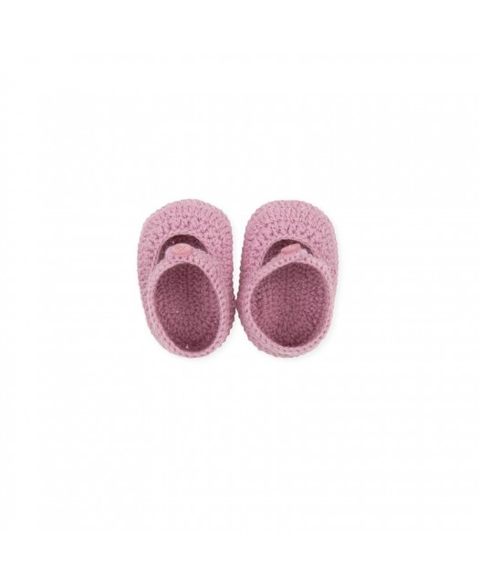 Chausson tricot Baby Tutto...