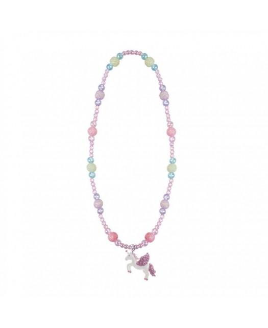 Collier en perles Licorne