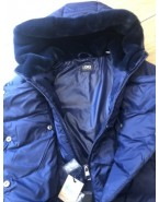 Manteau fille iDO- Bleu...