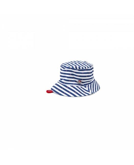 Chapeau de plage garcon...