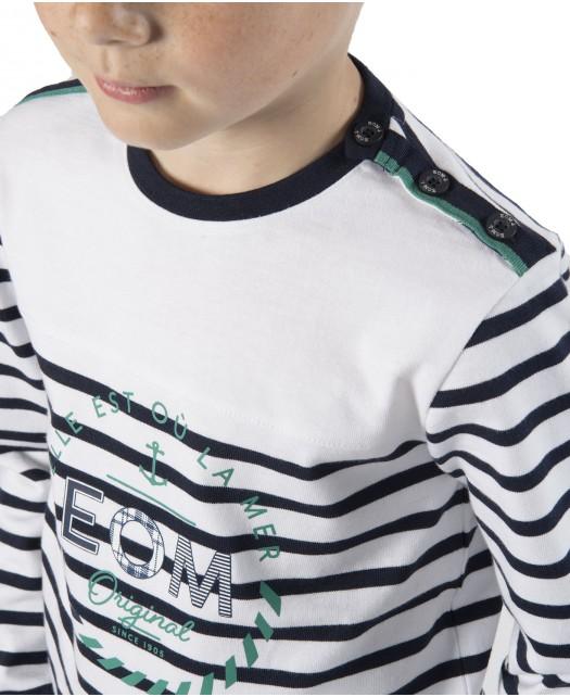 Tee shirt ML Elle est Ou la...