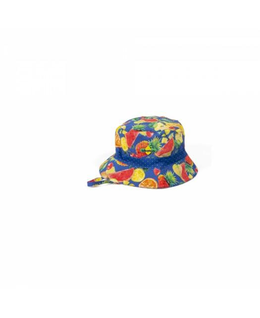 Chapeau de plage fille...