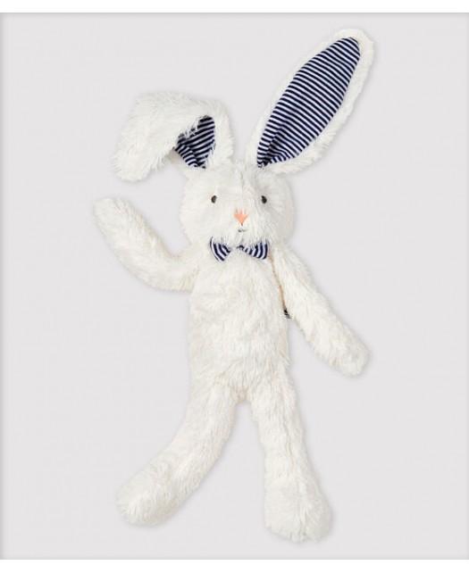 Doudou lapin Petit Bateau