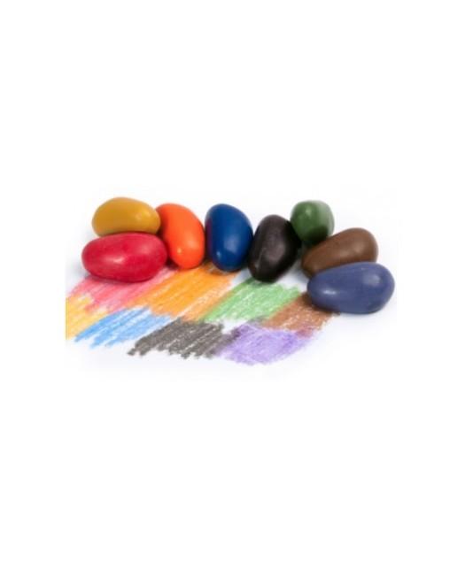 Crayon Rocks- 8 ecologische...