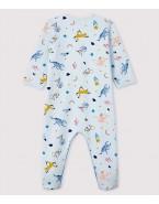 Pyjama Petit Bateau- Bleu...