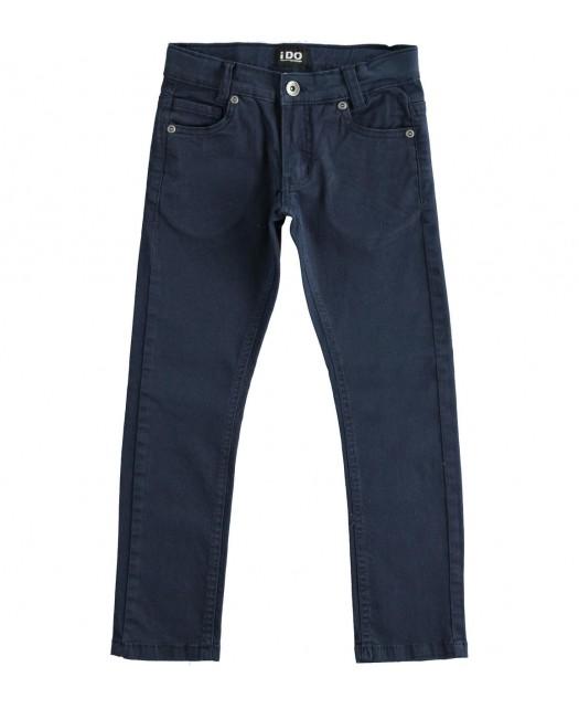 Pantalon garcon iDO- Bleu...